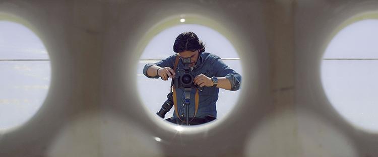Trailer O Fotógrafo Voador