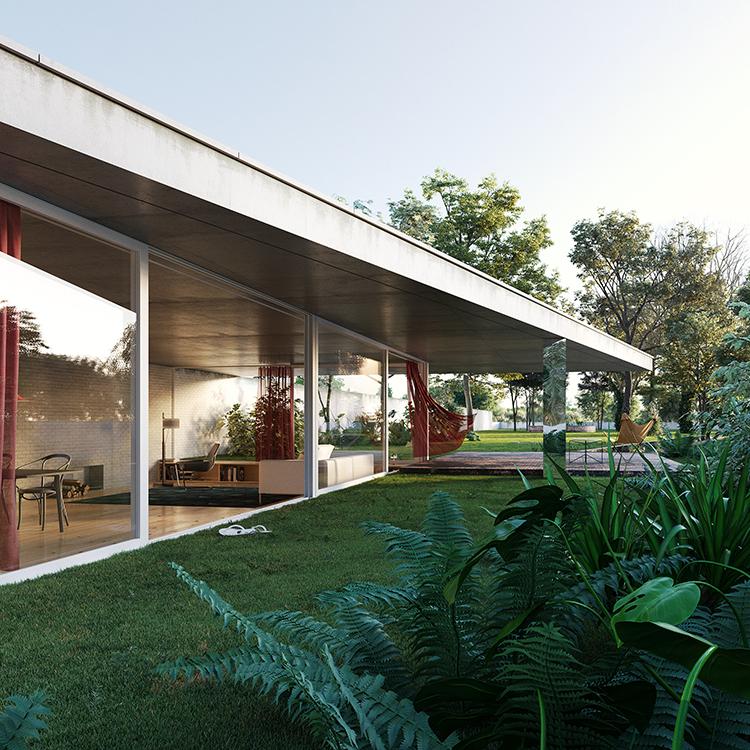 Senhora's House by Nuno M. Sousa and Helder Da Rocha Arquitectos